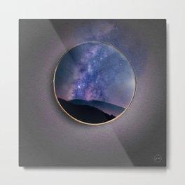 Portal Estrellas Metal Print