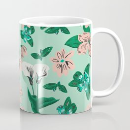 Garden Perennials Coffee Mug