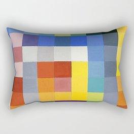Color Study 1 Rectangular Pillow