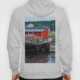 Fisherman's Shack Hoody