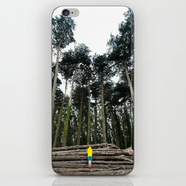 Through The Woods II iPhone Skin