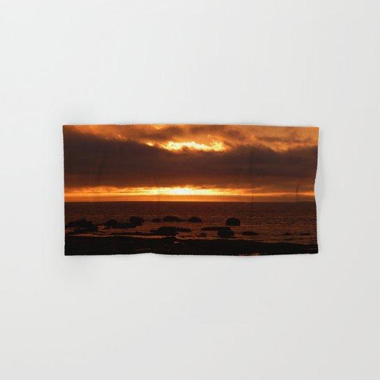 Sensational Sunset Hand & Bath Towel