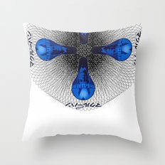 Pure Info Throw Pillow