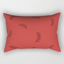Spruce Pattern Rectangular Pillow