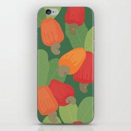 Cashew iPhone Skin