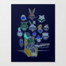 Wevenge! Canvas Print