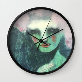Softly (despacito) Wall Clock