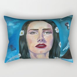 Young and in Love Rectangular Pillow