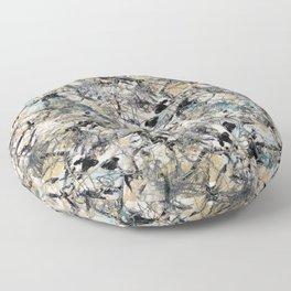 Abstraction XXXVIII Floor Pillow