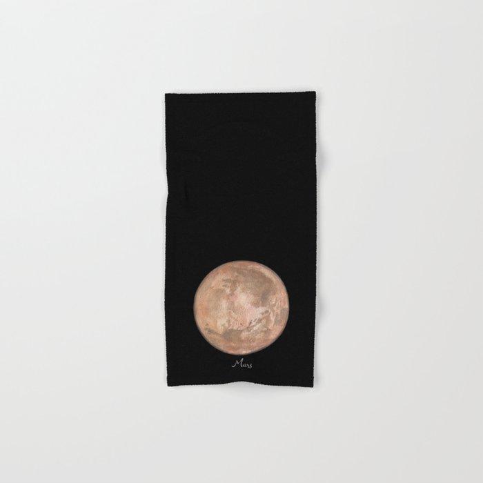 Mars #2 Hand & Bath Towel