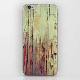Chipping Away... iPhone Skin