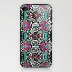 Hawaiian Garden 3 iPhone & iPod Skin