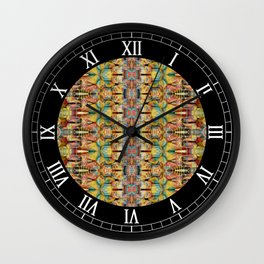 Stoppers Wall Clock