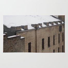 Urban Snowfall Rug