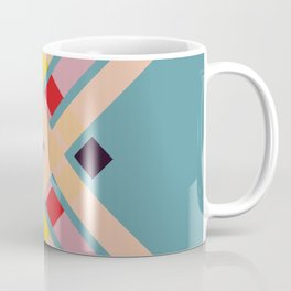 Mullo - Colorful Decorative Abstract Art Pattern Coffee Mug