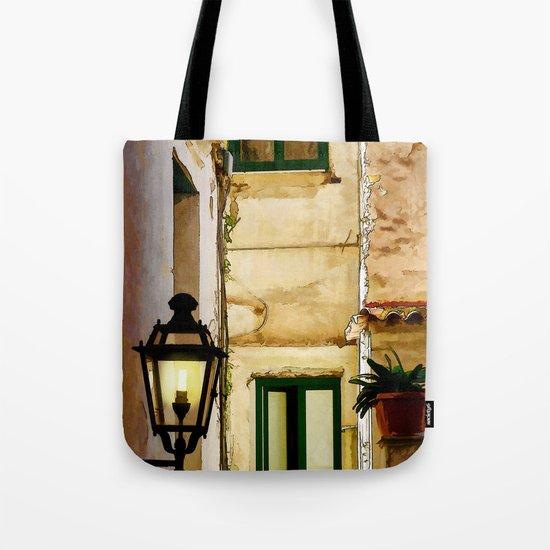 Amalfi Backstreet Tote Bag
