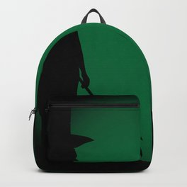 Halloween Witch Background Backpack