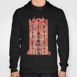 Hawa Mahal – Palace of the Winds in Jaipur, India Hoody