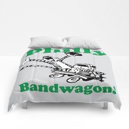 Philly Bandwagon! Comforters