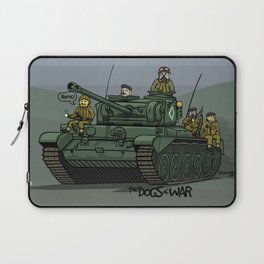 The Dogs of War: Comet Laptop Sleeve