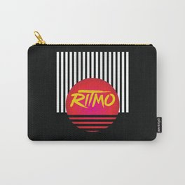 Ritmo   Rhythm of the night Carry-All Pouch