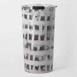 Rainy Sky Scraper Travel Mug