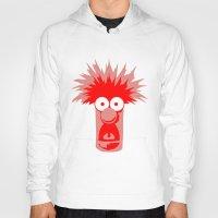 muppets Hoodies featuring Muppets beaker by siti fadillah