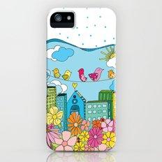Birds In The City iPhone (5, 5s) Slim Case