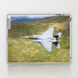 Low Flying F-15E Strike Eagle Laptop & iPad Skin