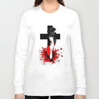 religion Long Sleeve T-shirts featuring BAD RELIGION by Anna d'Ark