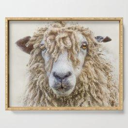 Longwool Sheep Serving Tray