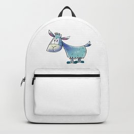 Goat Blue Backpack