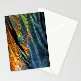 Hippy Flag Stationery Cards