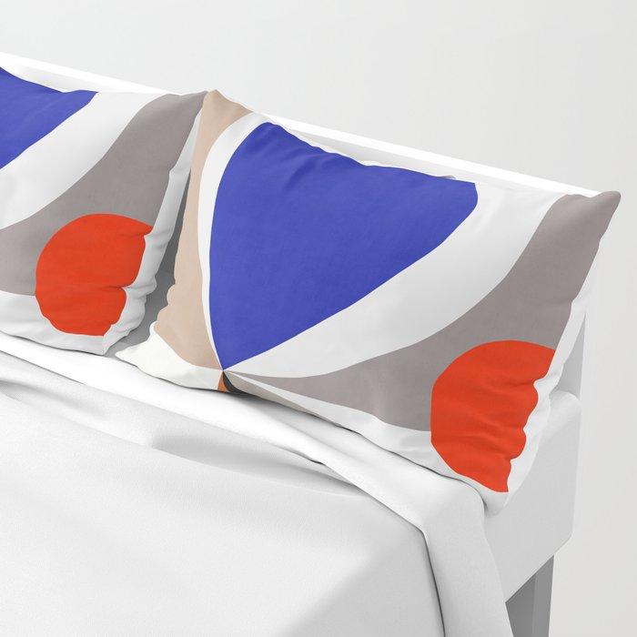 Abstract Art VIII Pillow Sham