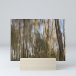 Cape Elizabeth Land Trust Trees Mini Art Print