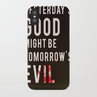 metal gear iPhone & iPod Cases featuring Metal Gear Solid Quote by Alaska_