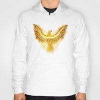 phoenix Hoodies featuring Phoenix by Roma
