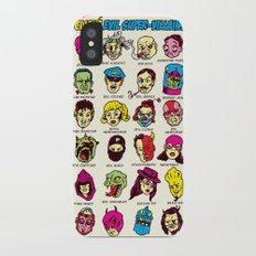 The League of Cliché Evil Super-Villains Slim Case iPhone X
