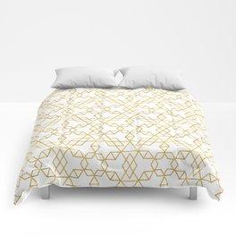 Art Deco Gold #society6 #decor #buyart Comforters
