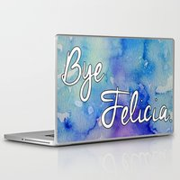 friday Laptop & iPad Skins featuring Friday by Jamie Marie Lyon