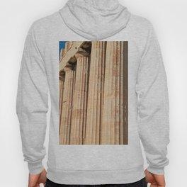 Parthenon, Athens, Acropolis of Athens, ancient Greece photography, Athens Agora, doric columns Hoody
