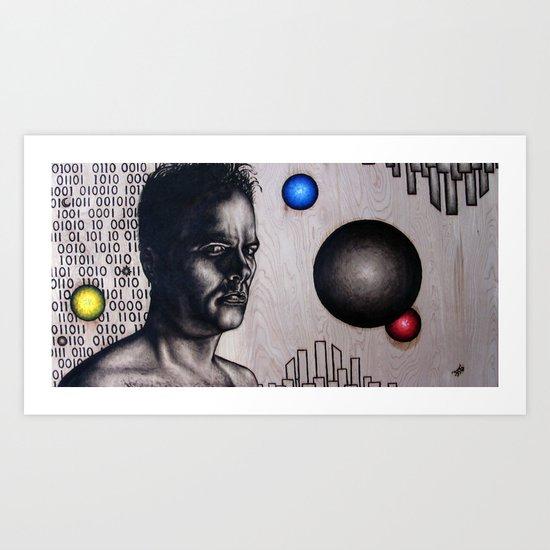 """Black Hole"" Art Print"