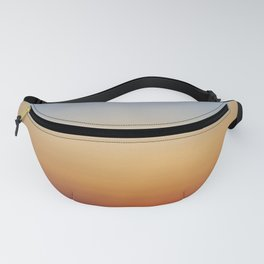 Fading Sunset Fanny Pack