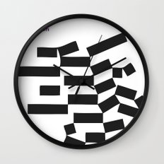 piano signori Wall Clock