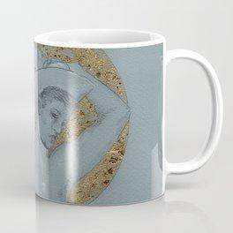 male nude halo Coffee Mug