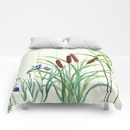pond-side elegance Comforters