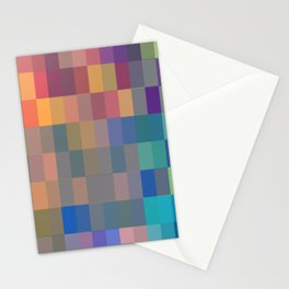 Imperfect Rectangles Stationery Cards
