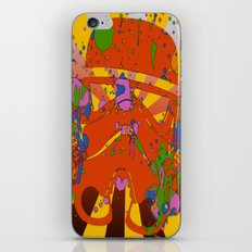 T-Psychedelic iPhone & iPod Skin