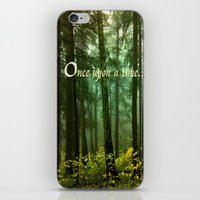 once upon a  time iPhone & iPod Skins featuring Once upon a time... by Armine Nersisian