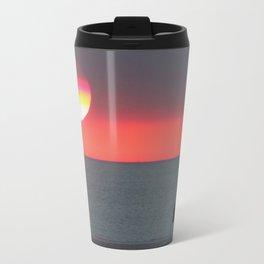 Mercury at Sunset Travel Mug